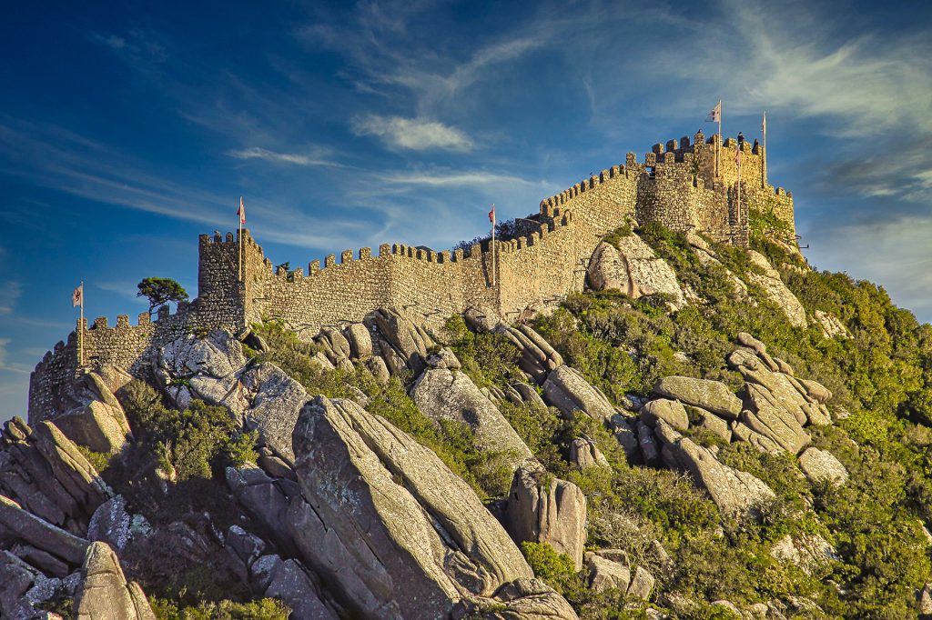 A Country of Castles